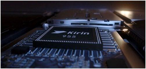 Huawei's New Flagship Smart Phone Offers kirin 955 Chipset