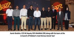 Mobilink Re-launches Jazz as it Looks to Spearhead a Digital Revolution in Pakistan