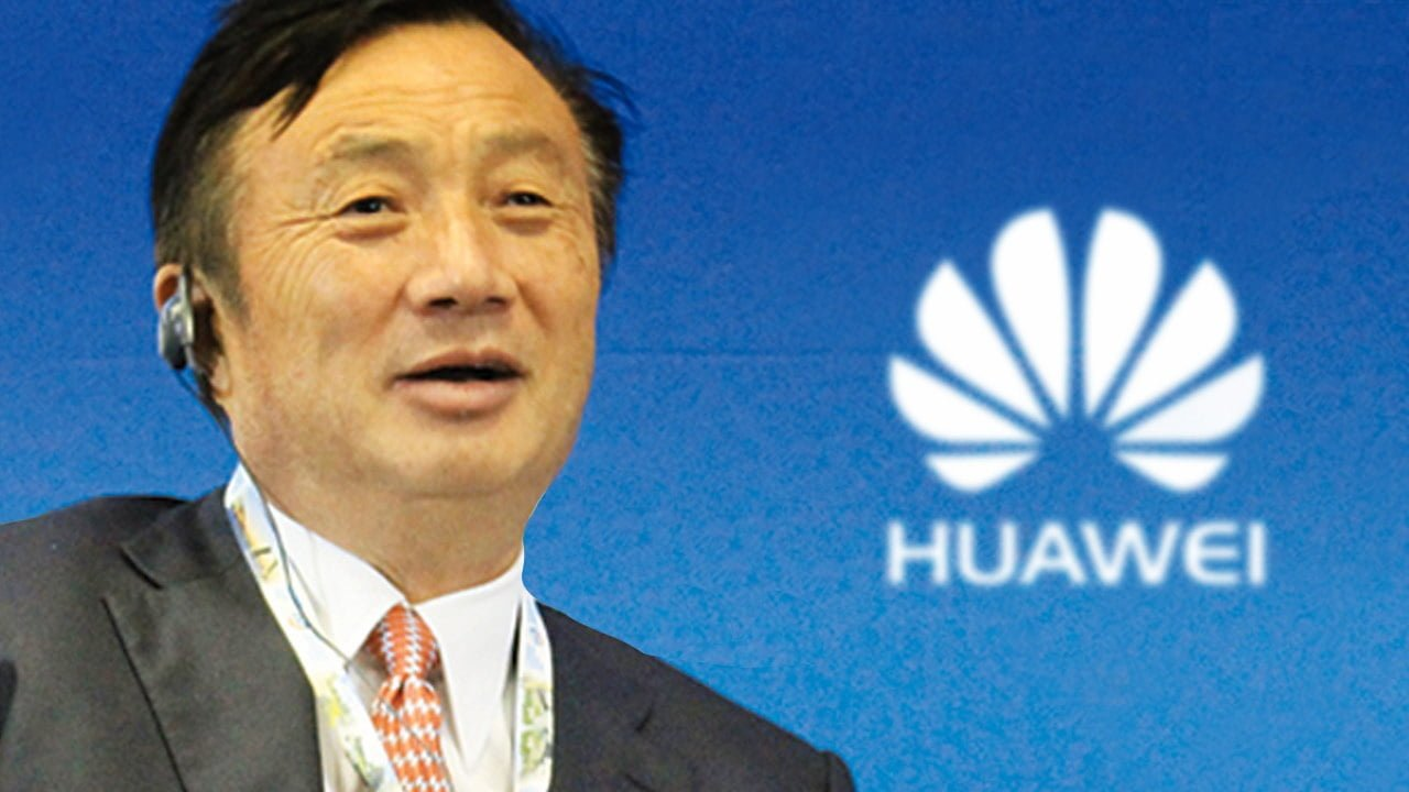 Huawei's Boss Reveals His Success Mantra