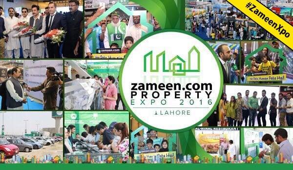 Zameen.com Property Expo 2016 (Lahore) sees unprecedented footfall