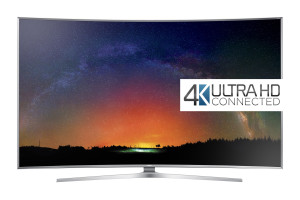 SUHD TV with CEA 4K UHD Logo
